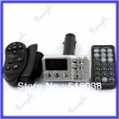 Автомобильный FM-трансмиттер, Bluetooth, MP3-плеер