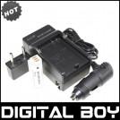 NB-9L - аккумулятор + зарядное устройство + зарядка для авто, для Canon SD4500 IS IXUS 1000HS IXY 50S