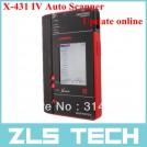 Launch X431 IV - сканер диагностический для авто, поддержка 12V/24V