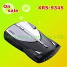 Cobra XRS-9345 - антирадар, LCD-дисплей, GPS-скоростометр, LaserEye, 14 частот (радио/лазер)