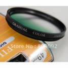 Градуированный зеленый фильтр GODOX  49mm