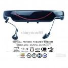 Портативные видео-очки - mp4, мобильный кинотеатр, 4GB