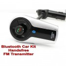 Автомобильный FM-трансмиттер - Bluetooth, Music Control для Hands-Free смартфонов iPhone Samsung HTC Nokia