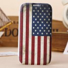 Чехол для Samsung Galaxy S4 с рисунками в виде флагов, 3 типа