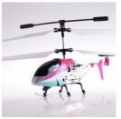 MJX T38 - радиоуправляемый вертолет с гироскопом и ИК-пультом, 20 см