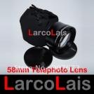 Объектив для камеры 58 mm 2x