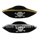 Пиратская карнавальная шляпа, 10 штук