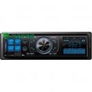 KF-919U - автомобильная магнитола, MP3, USB/SD/MMC, пульт ДУ, FM-тюнер/трансмиттер, 4.1-канальный звук
