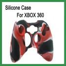 Чехол для джойстиков XBOX 360, черный с красным