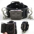 SJW-1251 - Часы наручные с закрывающимся циферблатом