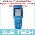 X-200 - инструмент для приведения в исходное состояние сигнализации уровня масла, давления в шинах, ремня ГРМ и др.