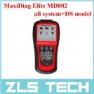 MaxiDiag MD802 - сканер многофункциональный для диагностики авто