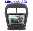 Автомобильный DVD плеер CE8926 для Mitsubishi ASX 2010-2011 с GPS, FM, Bluetooth, IPOD, TV