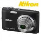 """NIKON S2600 - цифровая камера, 14MP, 2.7"""" TFT LCD дисплей и широкоугольный объектив Nikkor 26mm"""