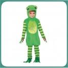 Карнавальный детский костюм лягушки