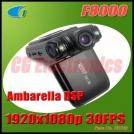 F8000 - автомобильный видеорегистратор