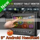 "Авто ПК - Android, 9"", 1GHz CPU, Wi-Fi, 3G, HDMI, FM-передатчик"