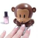 Cушилка лака на ногтях-обезьянка