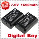 NP-FW50 - 2 аккумулятора LI-ion для Sony NEX3C NEX5 NEX3 NEX-5 NEX-3