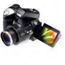 "DC600 - цифровая камера,12 MP, поворотный 2.4"" LCD-дисплей, 8x цифровой зум, функция PictBridge"