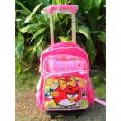 "Школьный рюкзак ""Angry Birds"" на съёмных колёсах"