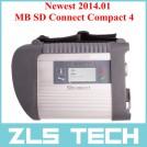 MB SD Connect Compact 4 - универсальный диагностический инструмент
