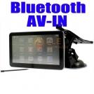 5 дюймовый GPS навигатор с Bluetooth