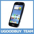 "BlueBo L100/9300 - смартфон, Android 4.0.3, MTK6577 (1.2GHz), 4.7"" IPS, 512MB RAM, 4GB ROM, 3G, Wi-Fi, Bluetooth, GPS, FM, 8MP задняя камера, 2MP фронтальная камера"