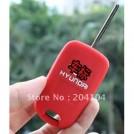 Силиконовый чехол для ключа Hyundai Solaris Verna, несколько цветов