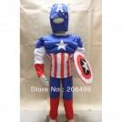 """Карнавальный костюм для мальчика """"Капитан Америка"""""""
