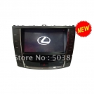 "IX250 - автомобильная магнитола, 8"" TFT LCD, Touch Screen, DVD/CD, MP3/MP4, GPS, Bluetooth, USB, TV/FM для Lexus IS250"
