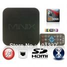 MINIX NEO X5 – ТВ-приемник, CortexA9, Android TV Box, Bluetooth, USB, RJ45, HDMI, пульт дистанционного управления