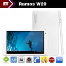 "Ramos W20 - Планшетный компьютер, Android 4.1, Cortex-A9 1.2GHz, 7"", 1GB RAM, 8GB ROM, GSM, HDMI, Wi-Fi, Blutooth, GPS, камера 0.3Mpix"