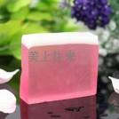 Мыло ручной работы с экстрактом розы
