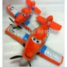 Мягкая игрушка самолет DUSTY, 20 см, 10шт