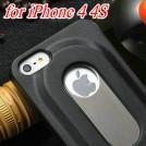 Чехол для iPhone 4 из алюминия с металлической вставкой-открывателем для бутылок