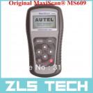 MaxiScan MS609 OBDII / EOBD - многофункциональный сканер для диагностики авто, для ABS