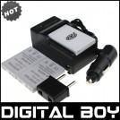 EN-EL5 - батарея, зарядное устройство, автомобильное зарядное устройство для камер Nikon CoolPix 3700 4200 5200