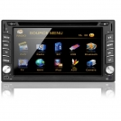 "RL-200-57D - автомобильная магнитола, 6.2"" TFT LCD, Touch Screen, DVD/CD, GPS, FM/TV, Bluetooth"