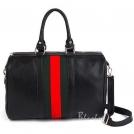 Дорожная сумка в полоску, стиль ретро , мужская и женская