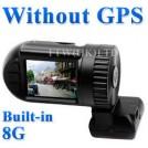 0801 - Автомобильный видеорегистратор  FULL HD 1080P
