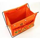 Ящик с каршками для хранения вещей