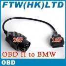 Кабель-адаптер для диагностического сканера, OBD2, BMW