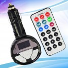 Автомобильный FM трансмиттер, SD/MMC, ПДУ