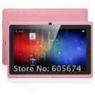 "YeahPad A13-A - планшетный компьютер, Android 4.0.3, 7"" TFT LCD, All Winner A13 (1.2GHz), 512MB RAM, 4GB ROM, Wi-Fi, 0.3MP фронтальная камера"