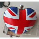 Вечерняя сумочка с символикой флага