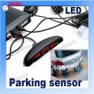 Сенсорная парковочная система, 4 датчика, LED, 12V