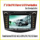 "CS-T003 - автомобильная магнитола, 7"" TFT LCD, GPS, Touch Screen, MP3/MP4, CD/DVD, TV/FM, Bluetooth для Toyota RAV4"
