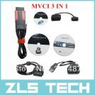 MVCI - диагностический инструмент 3 в 1 для автомобилей Honda, Toyota и Volvo