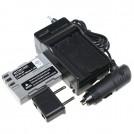 EN-EL3e - батарея LI-ION, зарядное устройство, автомобильное зарядное устройство для камер Nikon D70 D90 D100